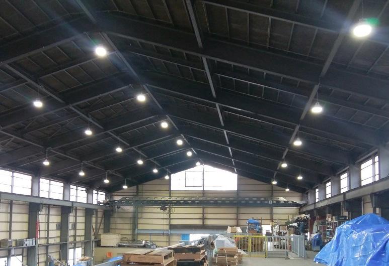 環境省エネ提案(LED照明設置)